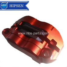Disc brake caliper for motorcycle Motocross