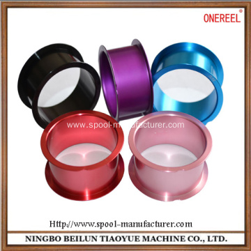 semiconductor anodized wire spool