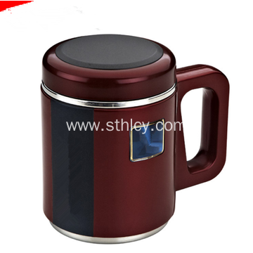 Large Capacity Stainless Steel Vacuum Thermos Cup