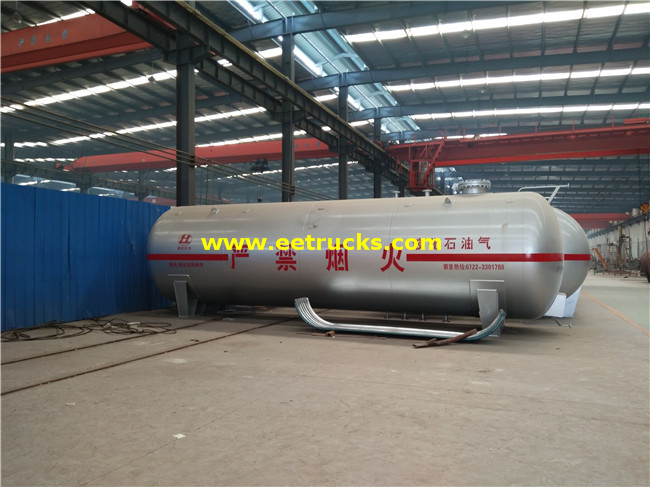 25T 14000 Gallon ASME LPG Storage Tanks