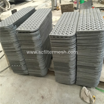 Fisheye Shape/Anti-slip Perforated Metal/Punched Metal Sheet
