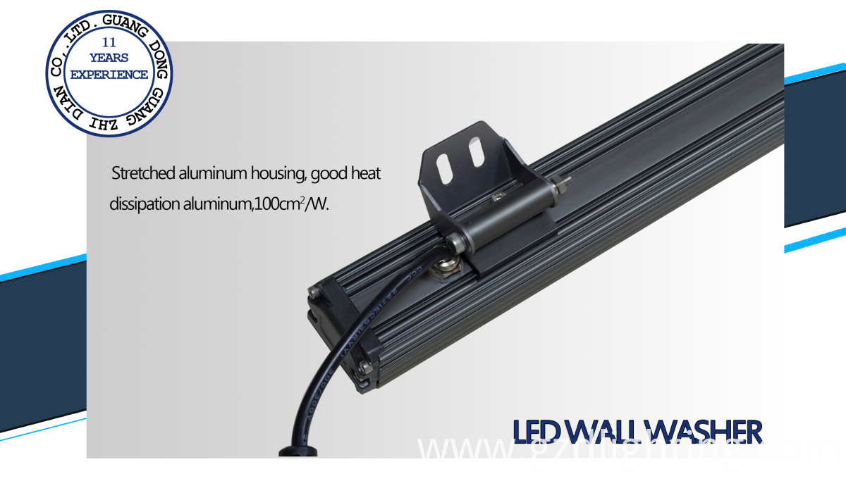outdoor led wall wash light
