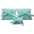 White Kraft Paper Candy Pillow Paper Box