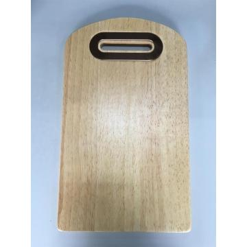 rubber wood wooden chopping board