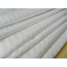 White Cotton Fabrics for Hotel Beddings