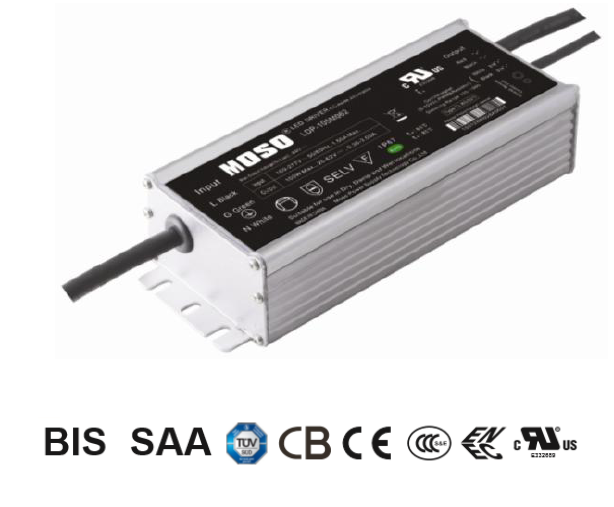 105W Dimmable LED Driver