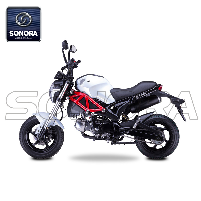 PONY MONSTER 50CC 5
