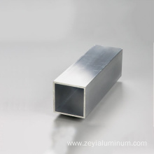 Good Quality for Square Aluminum Pipe 6061 T6 10mm Rectangular pipe Aluminum Square Tube export to Nauru Factories