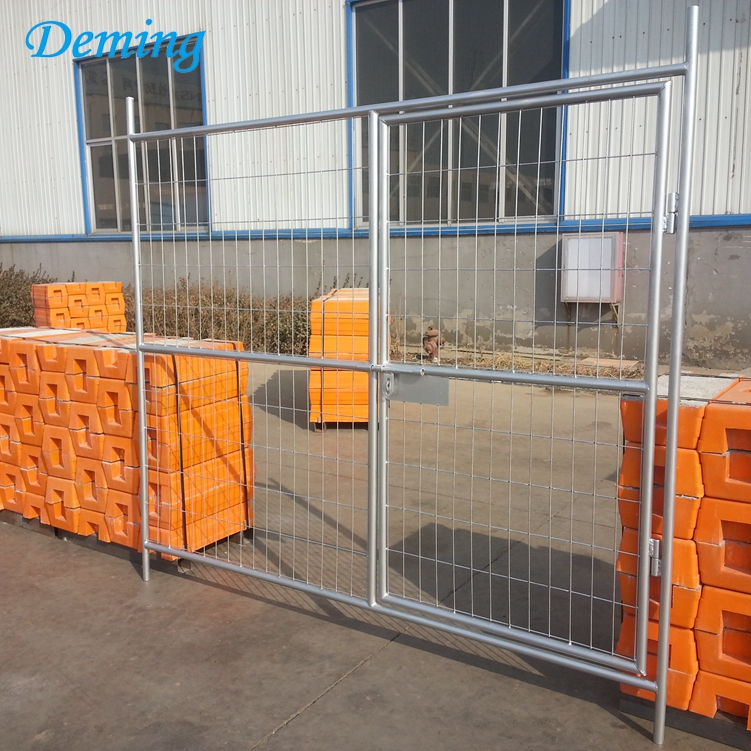 Australian Galvanized Temporary Fence for Construction
