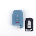3 Buttons Car Key Case For Hyundai