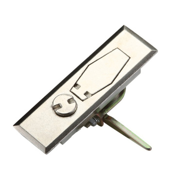 SL Zinc Alloy Nickel-coated Industry Cabinet Plane Locks