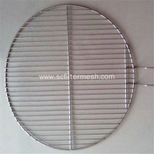 Unfolded Reusable Welded Barbecue/BBQ Grill Wire Mesh
