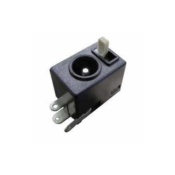 DC Power Jack SPST Slide Switches