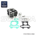 Piaggio Zip 50 4T 39MM Cylinder kit (P/N:ST04013-0068) Top Quality