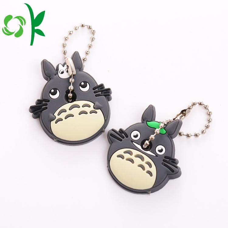 Anime Totoro Silicone Key Cover