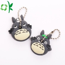 3D  Cartoon Totoro Silicone Door/Car Key Cover