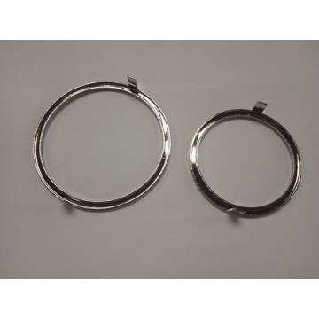 OEM Nickle Plating Stamping Ring Fir Hausapparat