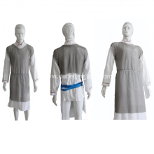 Anti Stab Metallic Mesh Slaughterhouse Aprons