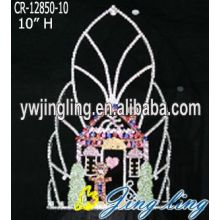 China for Sunflower Crown High Quality Christmas House Crown And Holiday Crown supply to Oman Factory