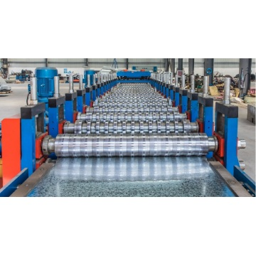 Roll Forming Line for Silos Panel