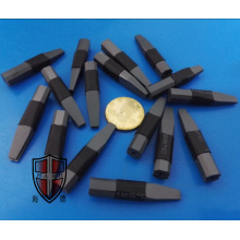 China Exporter for Customized Machining Silicon Nitride Ceramic silicon nitride ceramic locating pin corrosion resistant supply to Russian Federation Manufacturer