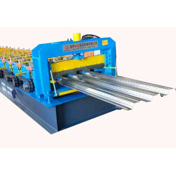 Colored  floor deck roll forming machine
