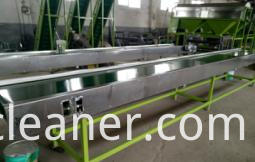 Nuts Selection Conveyer