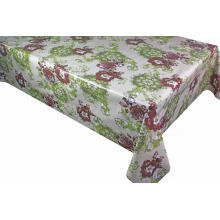 Elegant Tablecloth with Non woven backing Used