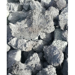 Silicon carbide smelting block of SIC 97% well