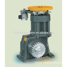 Geared escalator driving machine/ Traction machine for escalator ET160, escalator spare part