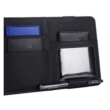 Car Sun Visor Organizer Registration Document Holder