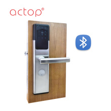 Actop 2019 new guest room door lock