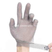 5 Fingers Protective Butcher Mesh Glove