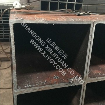 60X140mm Seamless Rectangular Tube