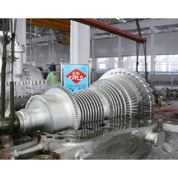 Impulse Turbine for Steam from QNP