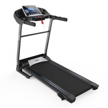420mm running area electric treadmill with manual incline