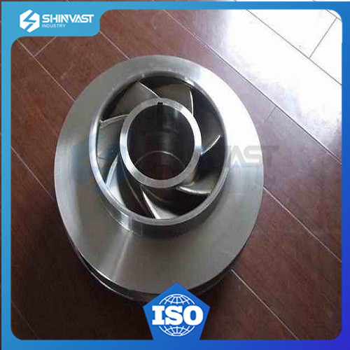 Stainless steel sand casting machining parts