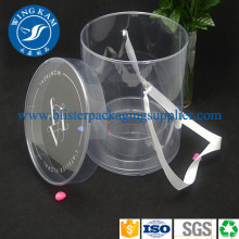 Plastic Box Cylinder Tube Blister Trays