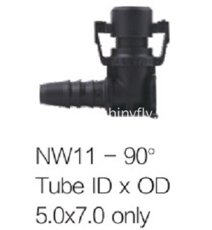 Quick Connector Line NW11-90°