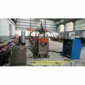 CNC angle iron cutting machine