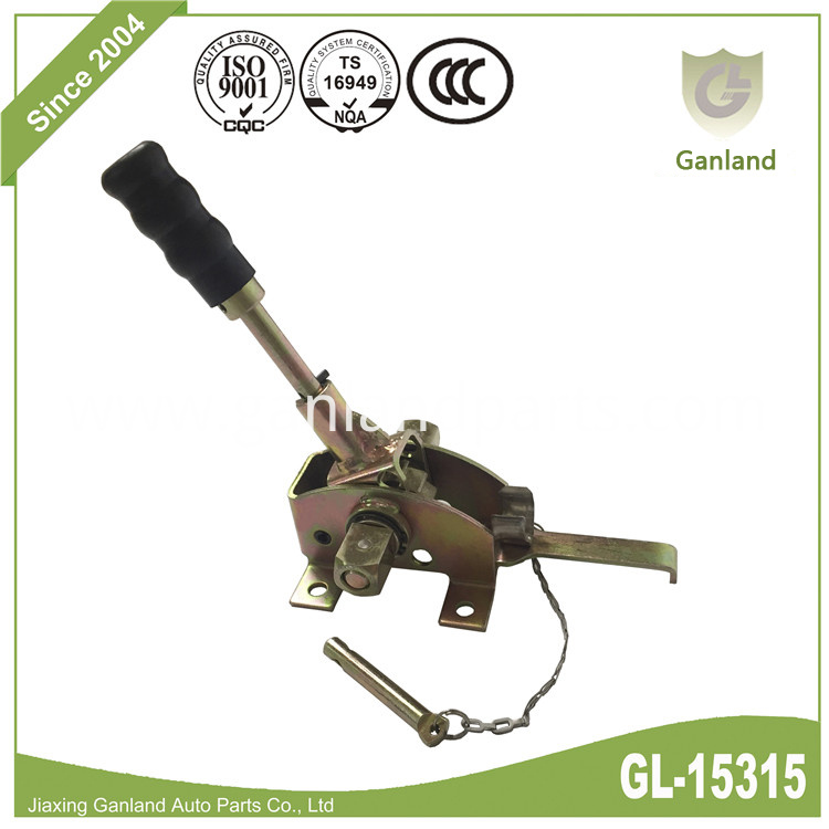 Chain With Security Pin GL-15315