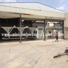 China for 40 Concrete Batching Plant 40 Compact Stationary  Concrete Mixing plants supply to Grenada Factory