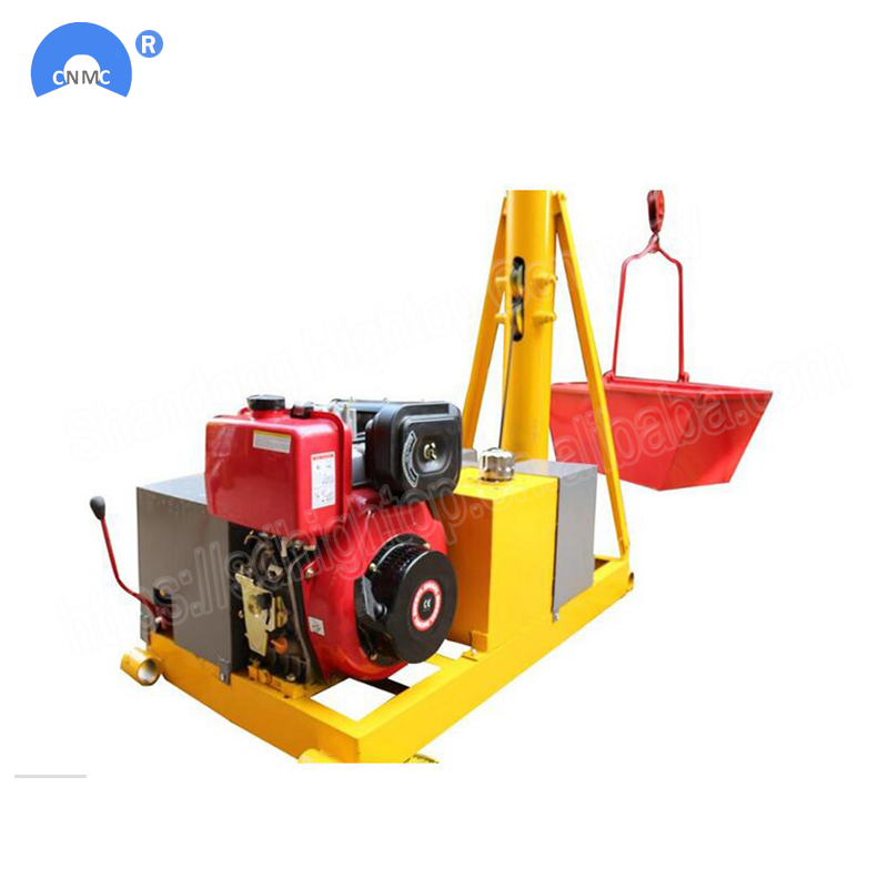 1 T Mini Lifting Crane Machine