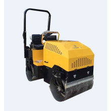 Selfpropelled 2 ton static vibratory road roller