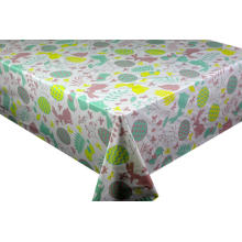 Pvc Printed fitted table covers Table Linens Kmart