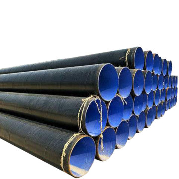 EP anticorrosive steel pipe in external PE