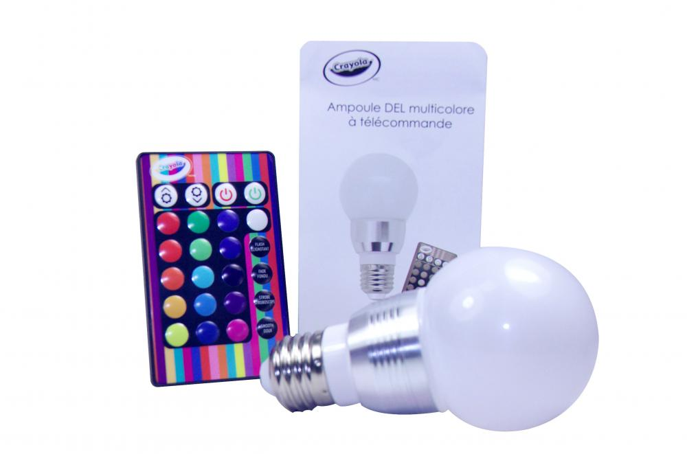 Energy-saving E26 LED Bulb with Remote Controller