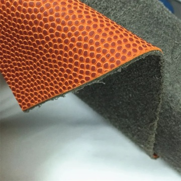 Car Upholstery Abrasion Resistance Embossed PU Leather