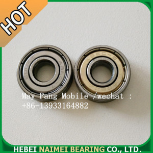626ZZ Window Roller Miniature Bearings