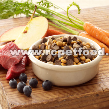 real meat and nutrition pet food
